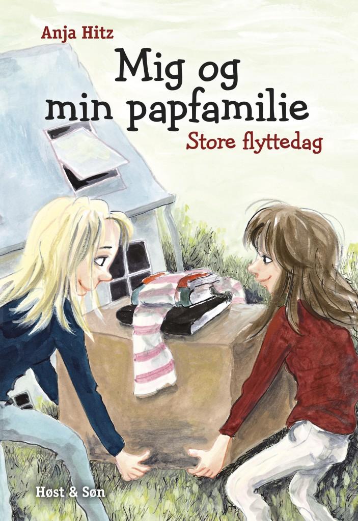 Forside Mig og min papfamilie Store flyttedag