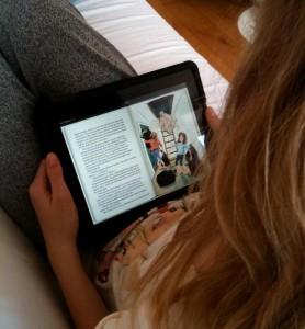 S med iPad